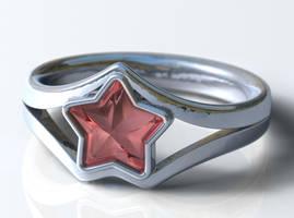 Tiara Ring by JeremyMallin