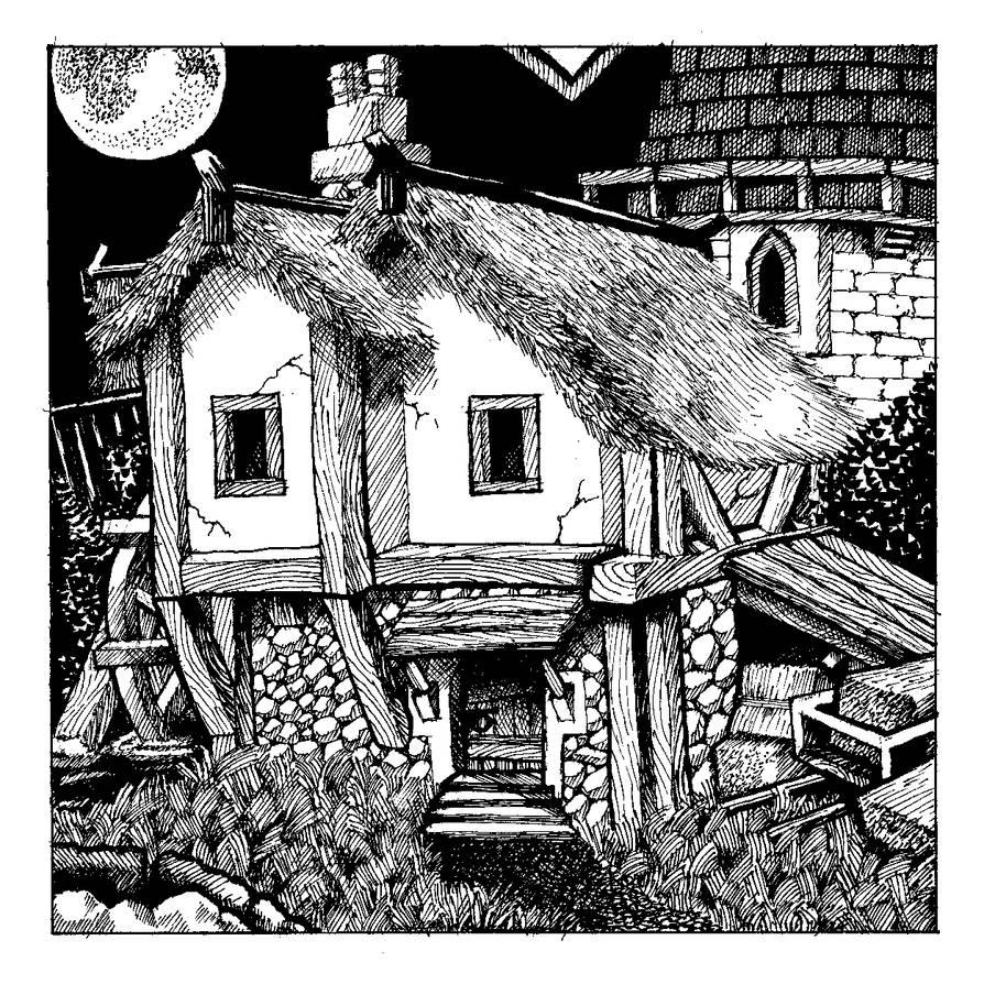 Old Mill by JeremyMallin
