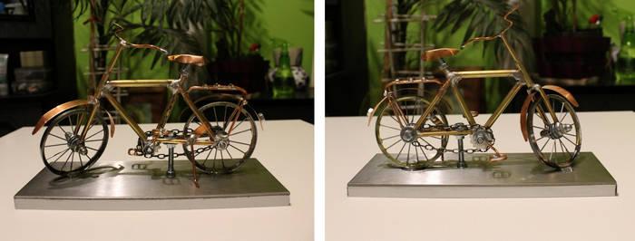 Bike by damianparlicki