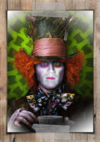 The Madest Hatter by Reidy68