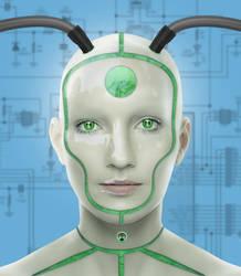 Cyborg Woman by Reidy68
