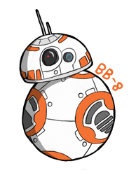 BB-8 by FeralSonic