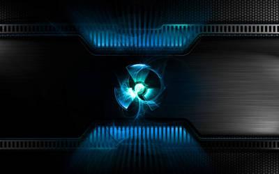 Zero-G Theme Logon Background by LiLmEgZ97
