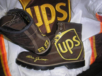 UPS Timberland Boots 2 by aharmon1