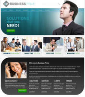 Web Templates-Bussines -Corpo by netspy9286