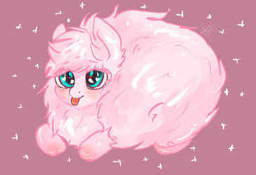 Fluffle Puff by 1AN1