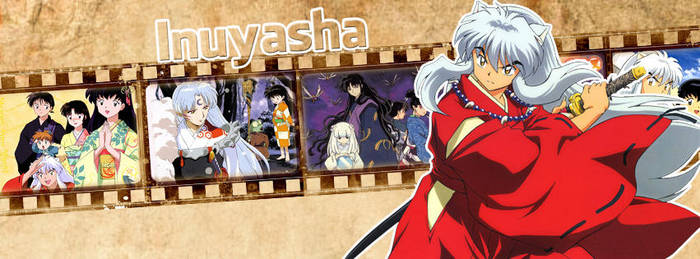 Inuyasha - Timeline Facebook by Howie62