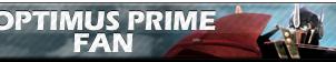 Optimus Prime Fan   Button by Howie62