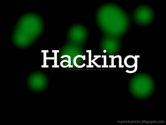 Simple Hacking - Mytrickytrick.blogspot.com by sanketmisal