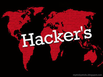 Hackers Red - Mytrickytricks.blogspot.com by sanketmisal