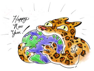 happy 2012 by fossick