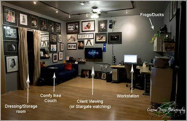Studio I by cosfrog