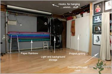 Studio II by cosfrog