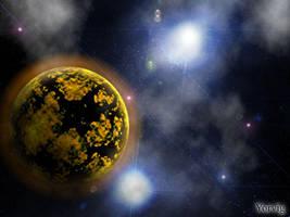 kosmos by Yorvig