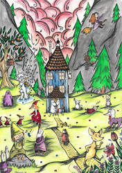 Moomin world by lime5