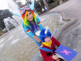 My Little Pony Cosplay by Spring-Art-Anime
