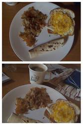 Three Part Breakfast by sethlolz