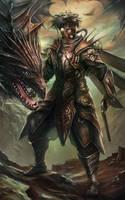 SteamPunk Warrior - Outcast of the Odyssey by Foxkirin
