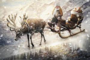 My winter trip by panjoool