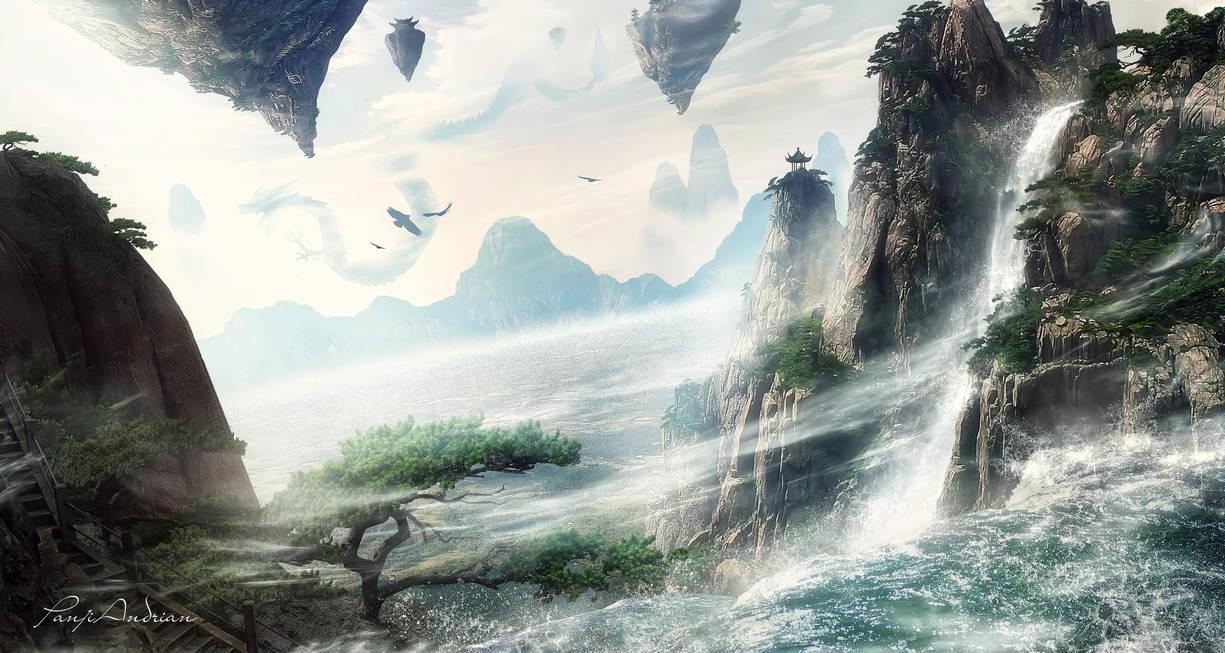 Shenlong by panjoool