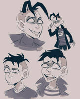Some Nnys  by TwistedGuts