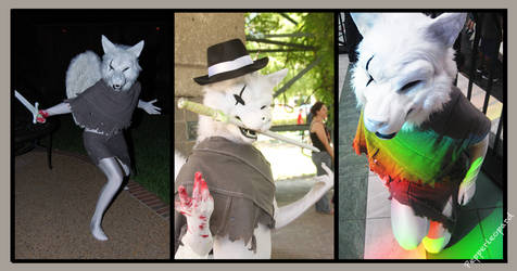 Homestuck- Bec PM cosplay by CowSprite