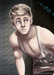 Niall Horan by CowSprite