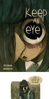 Keep an Eye zine by Spaska
