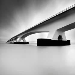 Zeeland bridge by KeesSmans