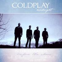Coldplay / Midnight / lyric design by BetweenTheTeardrops
