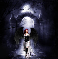 Fallen Angel by Nikki-Hatsune