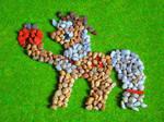 Applejack Mosaic by Malte279