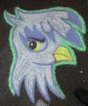 Chalk Gilda by Malte279