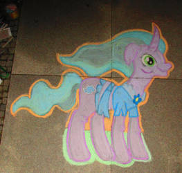 Chalk Mistmane - GalaCon 2018 by Malte279