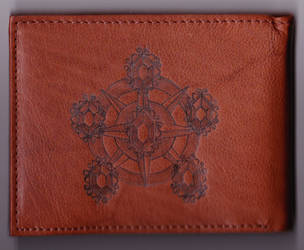 Elements of Harmony Wallet by Malte279