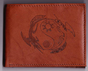 Royal Sisters Wallet by Malte279