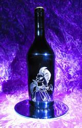 Tempest Shadow Bottle by Malte279