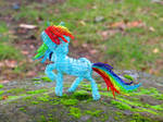 Wire Rainbow Dash05 by Malte279