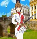 HIUS Maria Quiteria (Imperial Honor Guard) by CarlosRSL