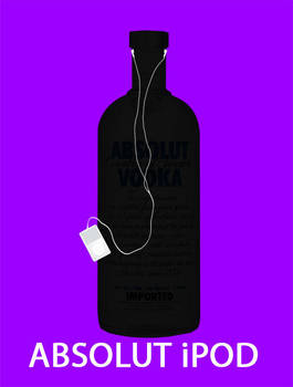 Absolut iPod by LordDavid04
