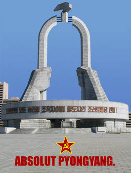Absoult Pyongyang by LordDavid04