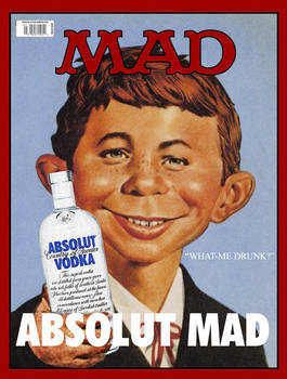 Absolut Mad by LordDavid04