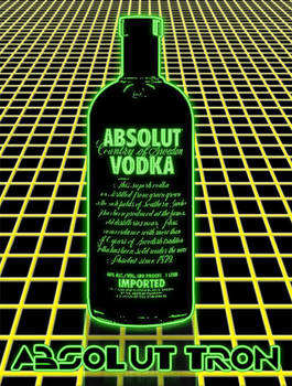 Absolut Tron by LordDavid04