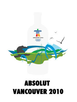 Absolut Vancouver 2010 by LordDavid04