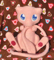 Life Size Mew: Version Two by k-times-two