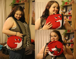 Fox Purse by k-times-two