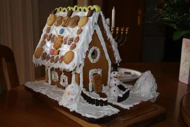 Gingerbread again by madamgemini