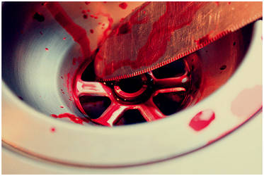 Blood... by FakePromises
