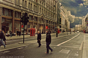 LONDON by dhii