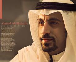 Ahmad-Al-Shukairy by dhii